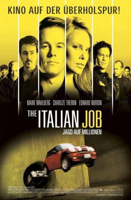 Ограбление по итальянски 2
